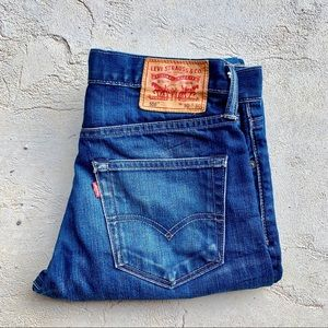NWOT Levi's 508 Tapered Style Jeans